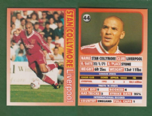 Liverpool Stan Collymore England 44